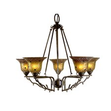 Tamar 5 Light Chandelier