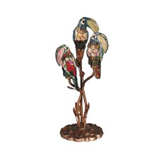 Port Douglas Parrot Accent Table Lamp