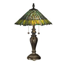 Floral Leavesley  Table Lamp