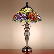 Floral Battersby  Table Lamp
