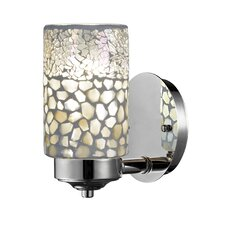 Alps 1 Light Wall Sconce