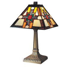 Morning Star 1 Light Table Lamp