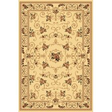 New Vision Cream Souvanerie Rug
