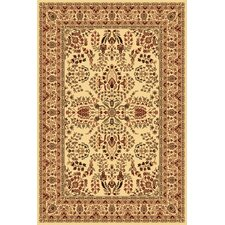 New Vision Cream Lilihan Rug