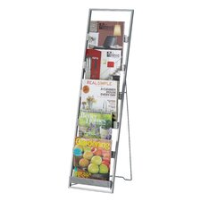 Editor Tall Magazine Rack