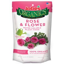 Rose and Flower Water Soluble Plant Food (Set of 5)