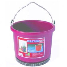 Heated Bucket in Pink