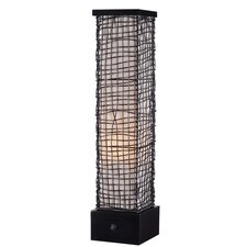 Trellis 1 Light Outdoor Table Lamp