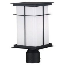 "Mesa 1 Light 14"" Outdoor Post Lantern"