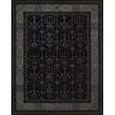 Regal Black Rug
