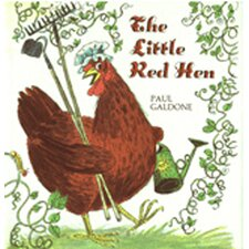 Little Red Hen Big Book
