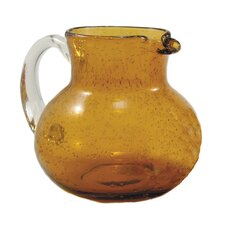 Iris Pitcher in Amber
