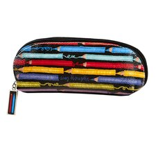 Colored Pencils Pencil Case