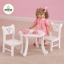 Lil' Doll Table and Chair Set