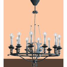Firenze Twelve Light Chandelier