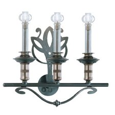 Firenze 3 Light Wall Sconce