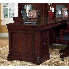 "Rue de Lyon 30"" H x 72"" W Table Desk Return"