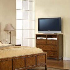 Storehouse 3 Drawer Media Chest