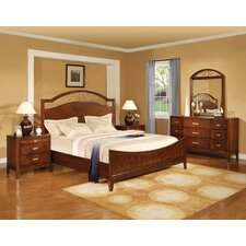 Cypress Pointe Crown Panel Bedroom Collection