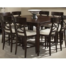 Tuxedo Park Height Dining Table and Sideboard