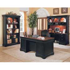 Marlowe Standard Desk Office Suite