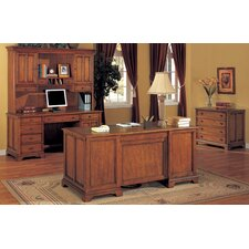 Halton Hills Standard Desk Office Suite