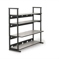 "4 Post LAN Rack Bundle - 60"" W"