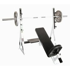 Commercial Incline Olympic Bench