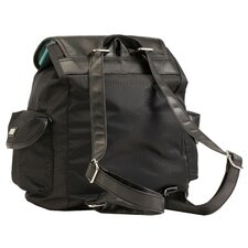 Hadaki Nylon Market Backpack