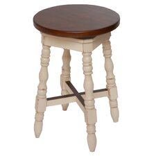 "Avondale 24"" Backless Swivel Counter Stool"