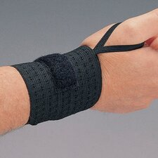 Rist-Rap Black Wrist Support One Size Fits All