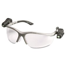 3M Lightvision Safety Glasses with Led Lights