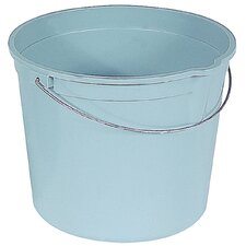 6 Quart Plastic Pail With Handle & Pour Spout 06192-200904