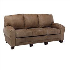 Kensington Leather Sleeper Sofa