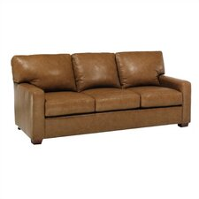 Maison Leather Sleeper Sofa