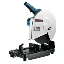 "15 Amp 4 HP 14"" Benchtop Abrasive Cut-Off Machine Saw with Wrench And 36 Grit Aluminum Wheel"