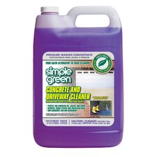 1 Gallon Simple Green Concrete & Driveway Cleaner C