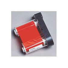 X 75' Red Industrial Grade Ribbon For HandiMark® Portable Label Maker