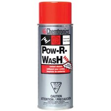 Pow-R-Wash™ Contact Cleaners - pow-r-wash nr contact cleaner 12 oz. nonflammabl