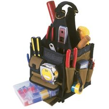 Soft Side Tool Carriers - 23-pocket electrical &aintenance