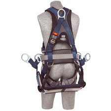 ExoFit™ Tower Climbing Harnesses - tower climbing exofit harness  med vest style
