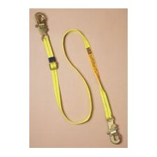 "Web Lanyard Adjustable Length 1"" Polyester Webbing With Self Locking Snap Hooks At Both Ends"