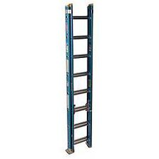 16' Fiberglass Extension Ladder D6016-2
