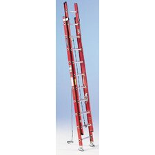 16' Fiberglass Extension Ladder D6216-2