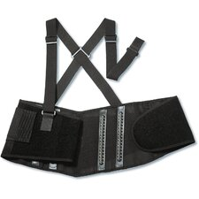 ProFlex 2000SF High-Performance Back Support in Black
