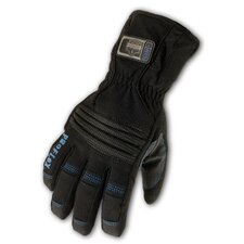 ProFlex 819WP Thermal Waterproof Gloves with Gauntlet in Black