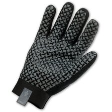 ProFlex 821 Silicone Handler Gloves in Black