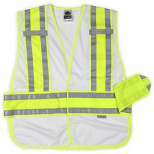 GloWear Medium/ Class-2 Two-Tone Expandable Vest