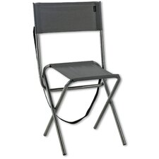 SHAX Lightweight Stool with Backing in Gray