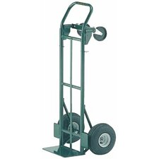 Super Steel™ Convertible Hand Trucks - 700lb capacity steel convertable hand truck